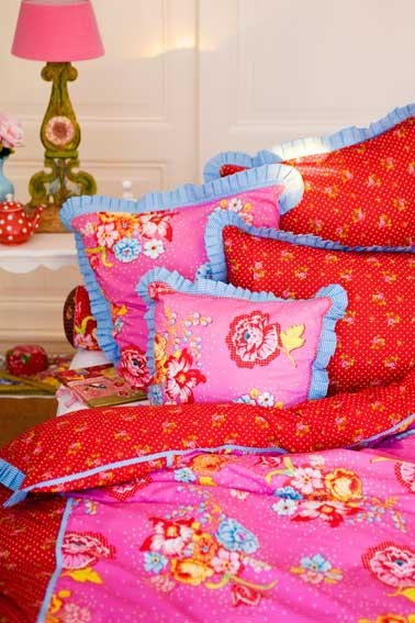 Bright, Colorful Bedding by Pip Studio