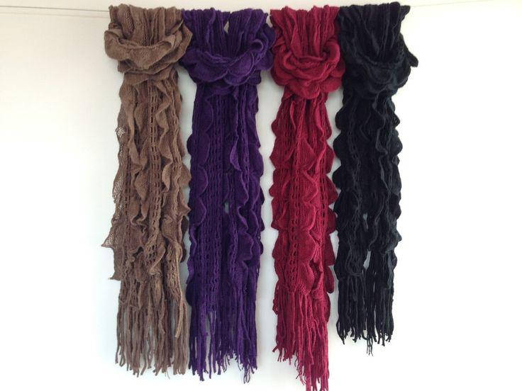 bufandas  imagenes   hermosas Bufandas Haz Negocio!!!.·:*¨¨*:·. - $ 135.00 en ...