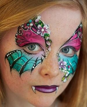 Face Painting Designs | Pictures | Face Paint Designs