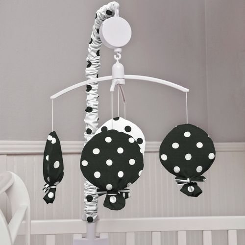 17 Best Images About Black And White Crib Mobile On
