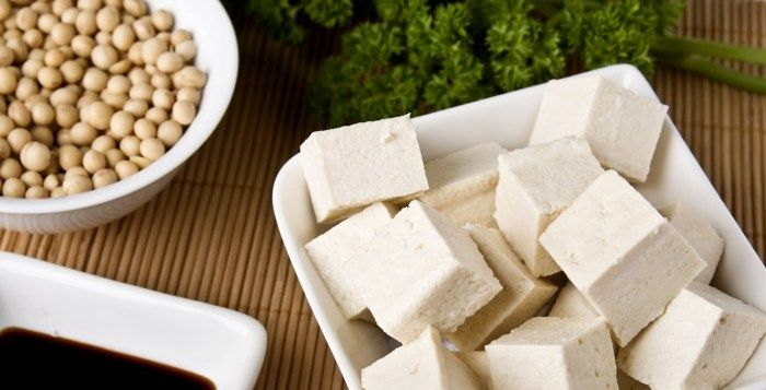 dukan diyeti besin listesi soya tofu