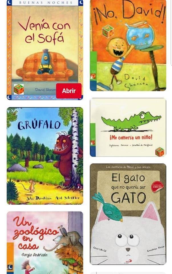 Pin En Libros Infantiles