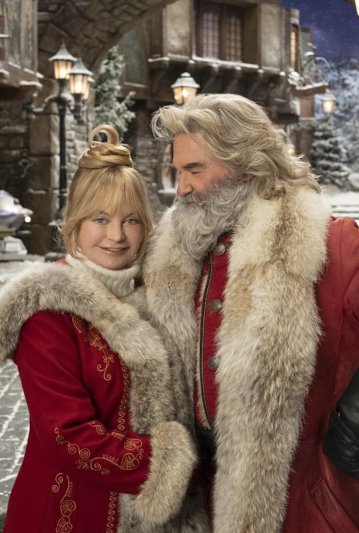 Kurt Russell and Goldie Hawn Are Returning For Netflix's