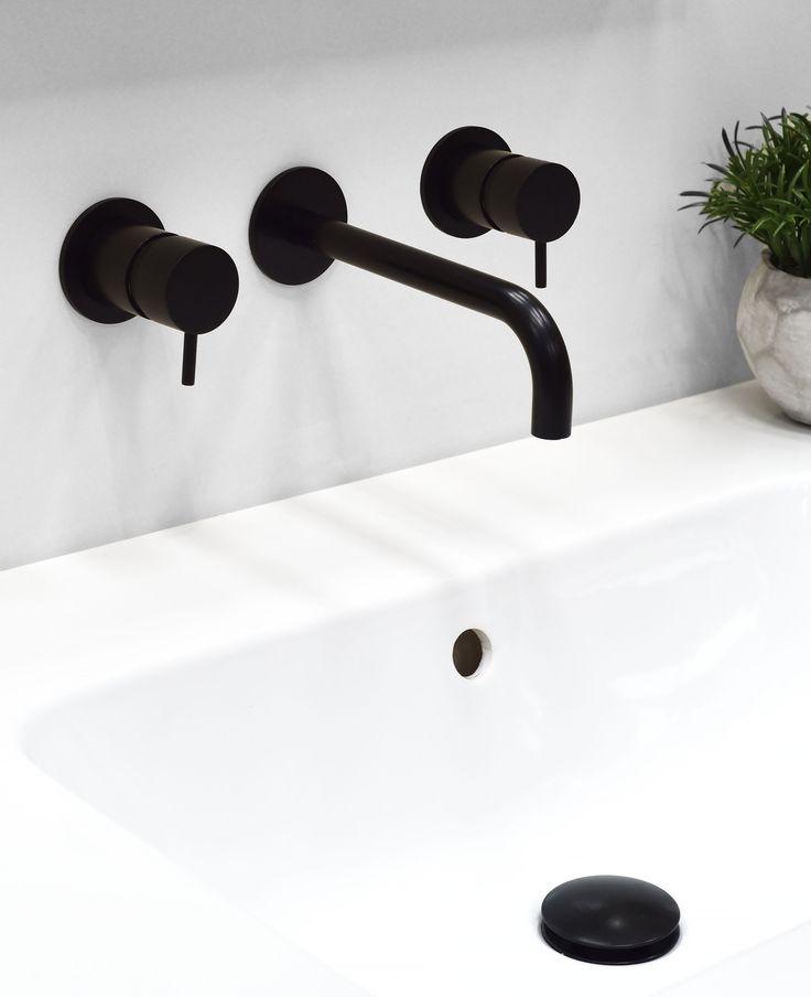 7 best Black bathroom taps images on Pinterest