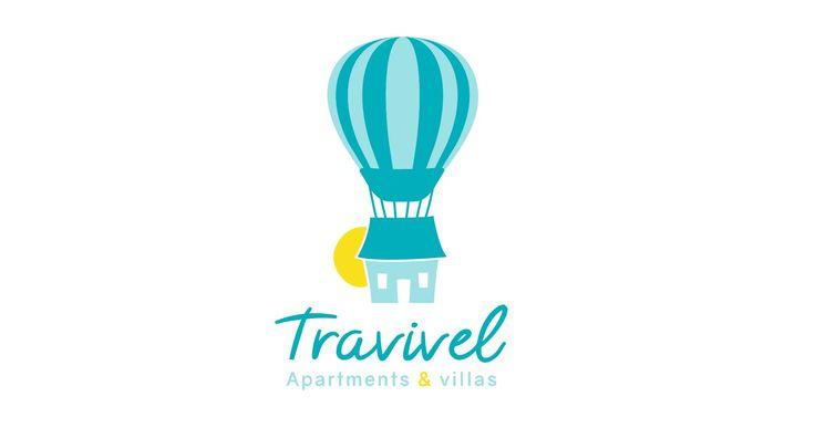 Travivel | Logotipo | Diseño grafico madrid