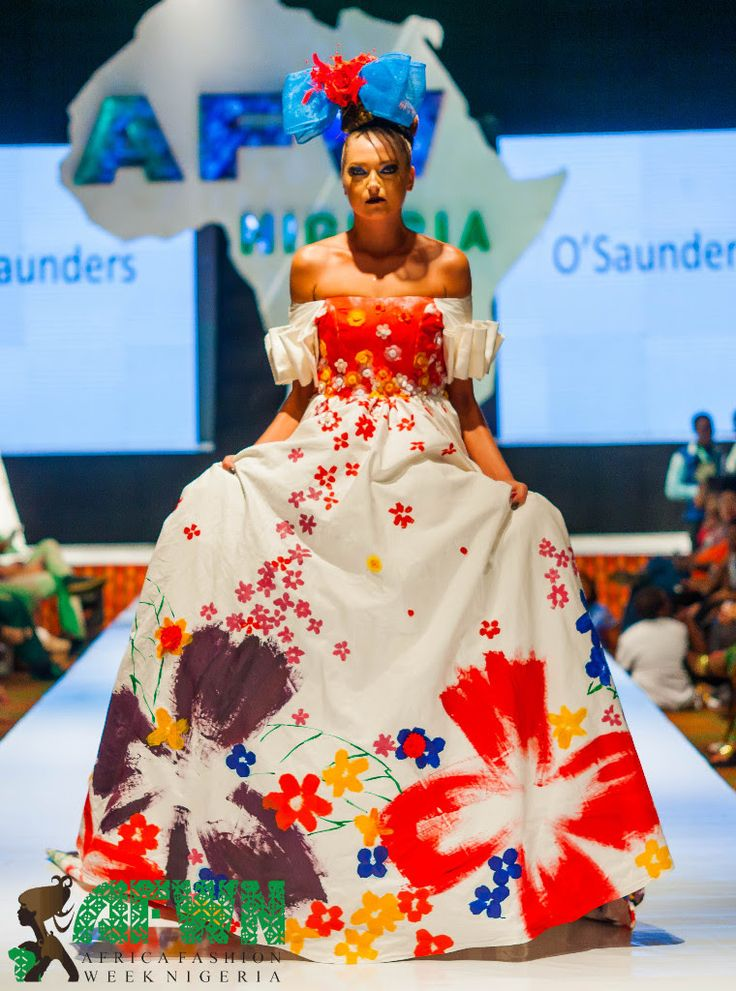 O'SAUNDERS TO SHOWCASE AT AFRICA FASHION WEEK LONDON 2016