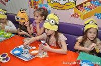 Детский день рождения в стиле Гадкий я. Миньоны Киев – фото 90