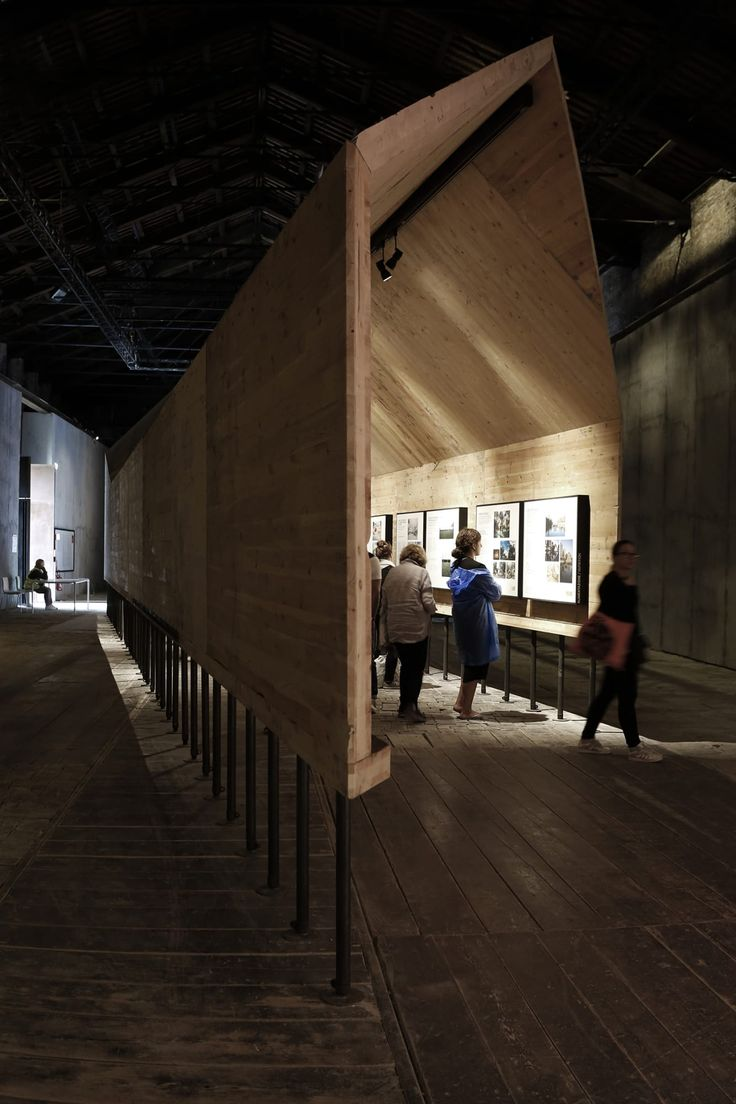 project: Taking Care   Italian Pavilion at 15th Venice Biennial 2016 author: TAM Associati location: Venice, Italy You can see all the reportage on our website www.atelierxyz.info #atelierXYZ