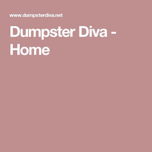 Dumpster Diva - Home