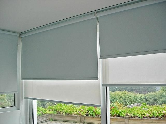 Las 25 mejores ideas sobre black out cortinas en - Cortinas para salon blanco ...