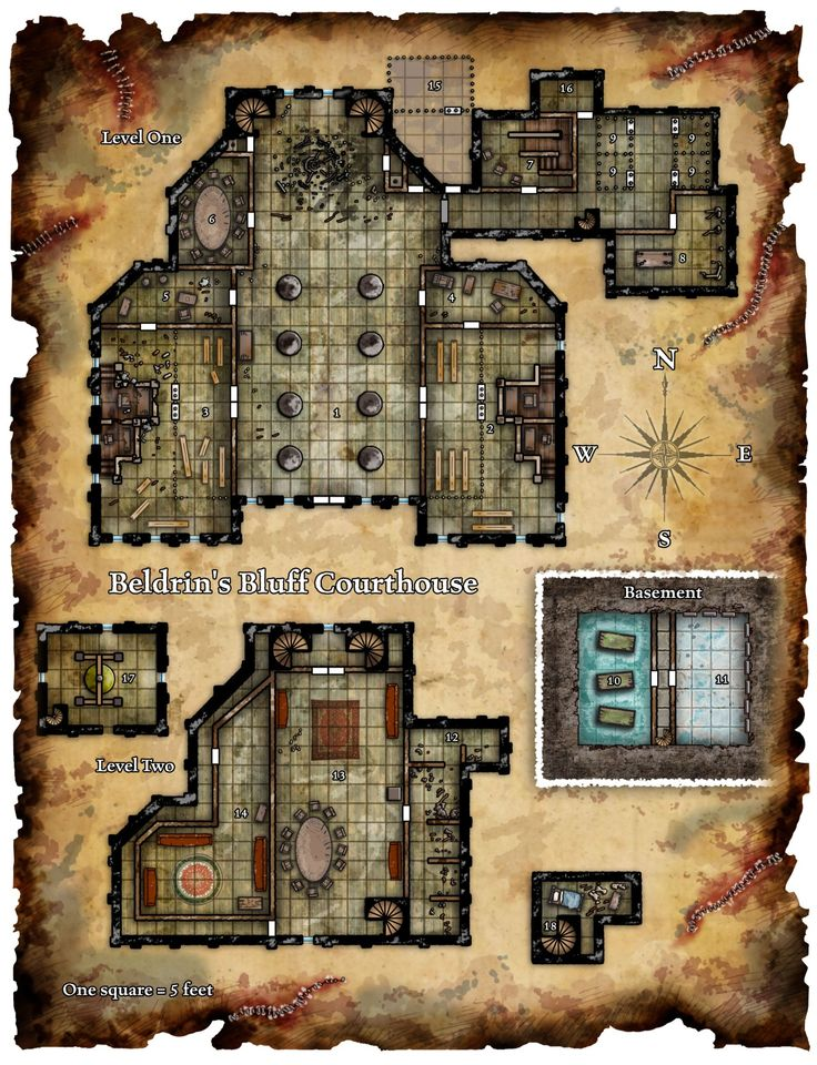 101 best dungeons and dragons maps houses others images for Floor 2 dungeon map