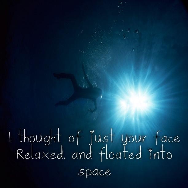 Into the Ocean - Blue October #lyrics