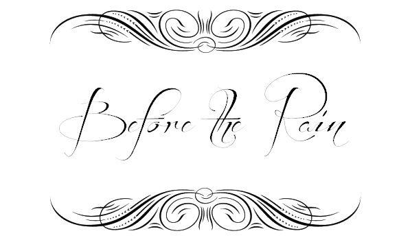 30 Elegantes y bonitas tipografías ornamentales para invitaciones de Boda y otros eventos   TodoGraphicDesign (Móvil)