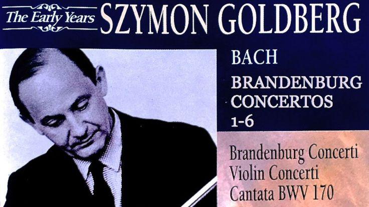 Bach - Brandenburg Concertos No.1,2,3,4,5,6 (recording of the Century : ...