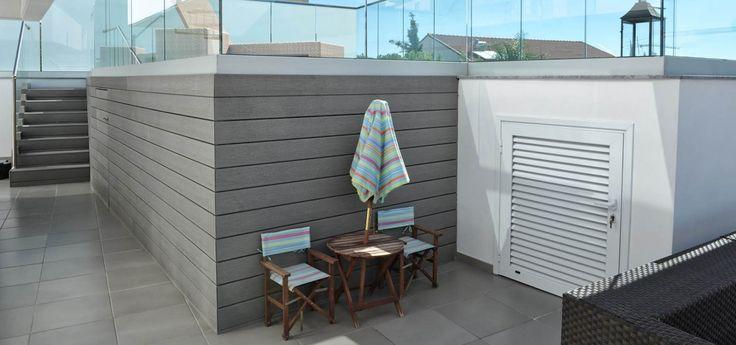 Terranova Xtreme - prod. Fiberon Decking (deski tarasowe, deski taras, deski na taras, deski drewniane, deski drewno, taras, deska kompozytowa, deski kompozytowe, Garden Space)