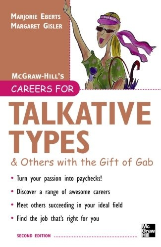 Careers For Talkative Types And Others With The « Library User Group. Career  OptionsCareer AdviceCareer ...