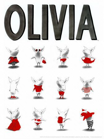 Olivia is proof positive that you can be anything/anyone you want to be.