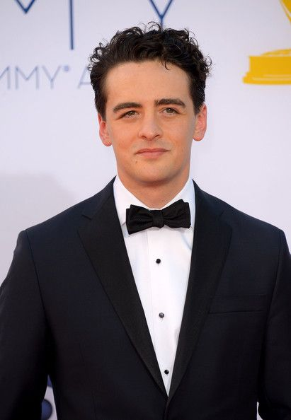 Vincent Piazza Photos: 64th Annual Primetime Emmy Awards - Arrivals