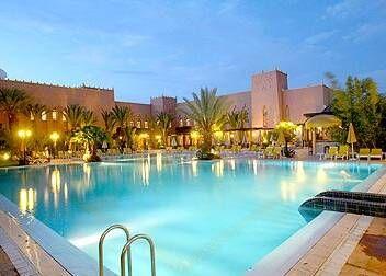 Images et Photos de : Hotel Le Berbère Palace Hotel Ouarzazate Riad Ouarzazate