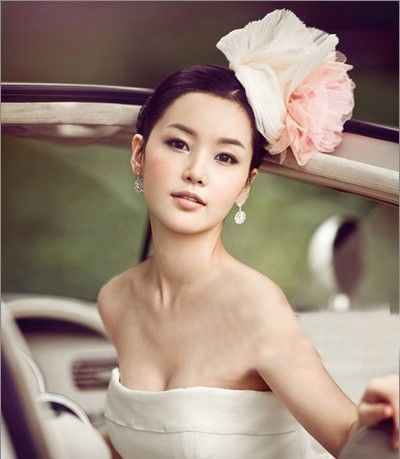 Asian Bridal Hairstyle : 71 best korea bridal styling images on pinterest