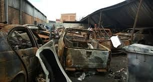 A 42-year-old Nigerian automobile mechanic lost N240.650million (R10m) to the xenophobic attack on his workshop in South Africa last weekend.    Mr. Simon Adeoye told the News Agency of Nigeria (NAN) on telephone from Pretoria, South Africa,   #Xenophobic