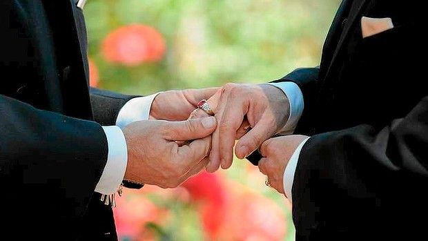 Liberal Party polling found that 72 per cent want same-sex marriage legalised, while 77 per cent think Coalition MPs should be granted a con...