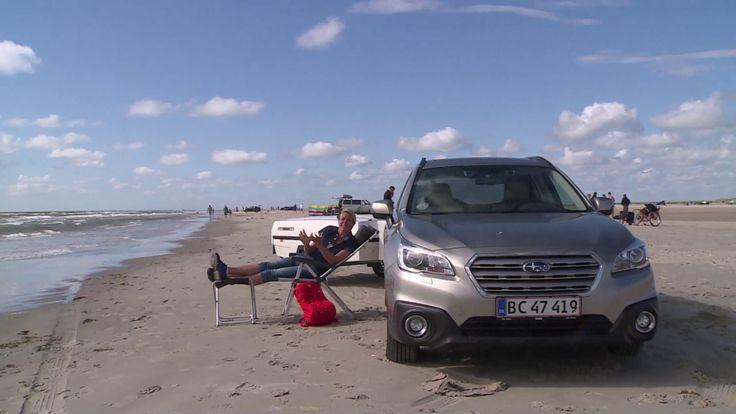 Tv-klip: Anne-Vibeke Rejser - Fanø, med færgen på ferie