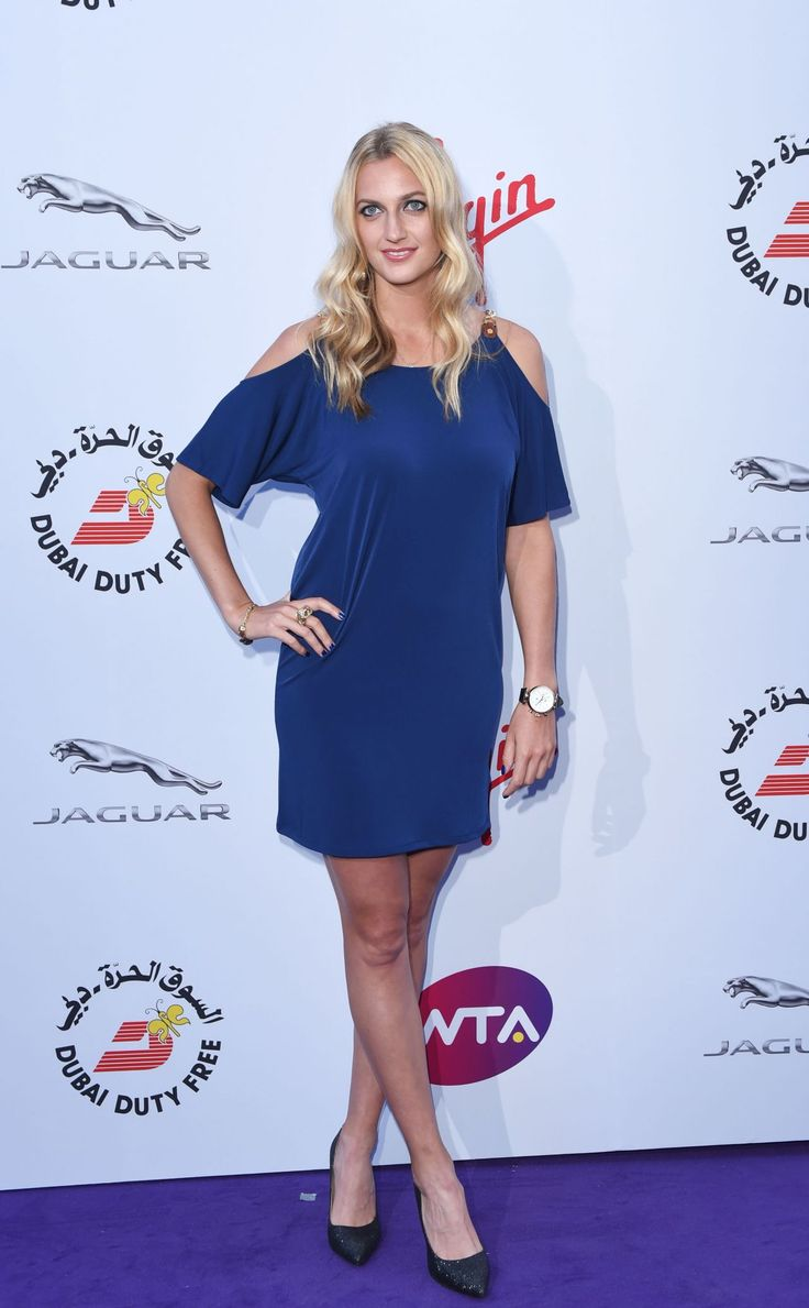 Google theme winner - Reigning Champ Last Year S Wimbledon Ladies Singles Winner Petra Kvitova Also Went For The Legs Is More Theme In A Little Blue Dress With A