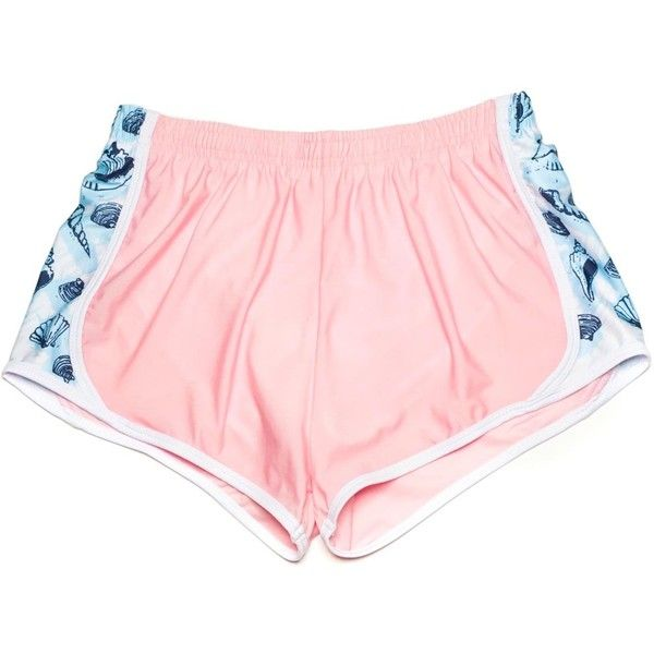 Beachcomber Shorts ($45) ❤ liked on Polyvore featuring shorts, sport shorts, bottoms and pajamas