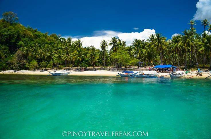 Bayanan Beach, Puerto Galera, Oriental Mindoro