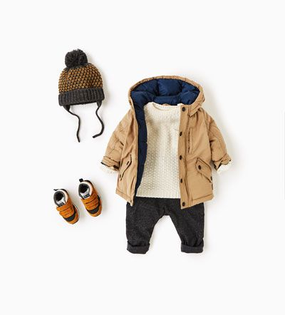 -SHOP BY LOOK-Baby boy-Baby | 3 months - 3 years-KIDS | ZARA Canada