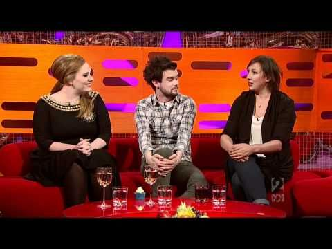 The Graham Norton Show - 2011 - S9x03 Jack Whitehall, Adele, Miranda Hart. Part 1