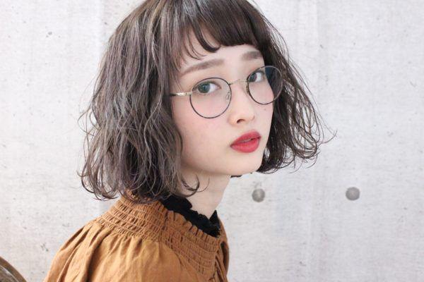 厳選美容師の人気ヘアスタイル 髪型を掲載するヘアカタログサイト ボブパーマ ヘアスタイリング パーマ
