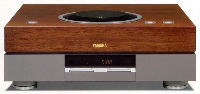 Yamaha GT-CD1 player...  O I want it ...