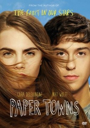 Paper Towns (2015) movie #poster, #tshirt, #mousepad, #movieposters2