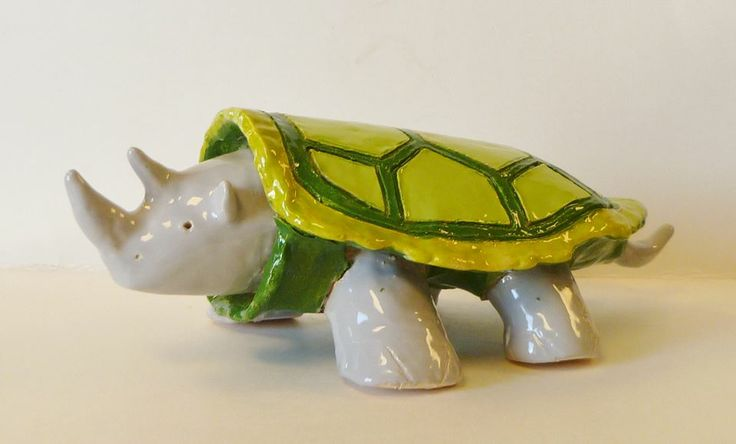 animal clay projects - photo #46