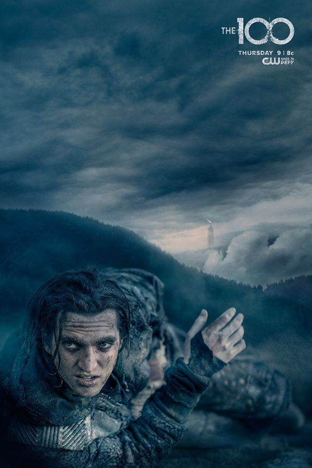 Richard Harmon as (Murphy) #The100
