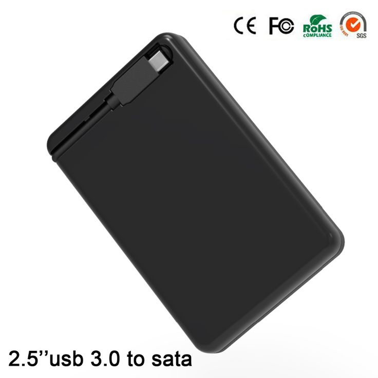 Type C hd externo hdd caddy case hd externo 2.5 hdd case sata to usb 5GBPS New case hd caddy ssd caja hdd 2.5 enclosure  #Affiliate