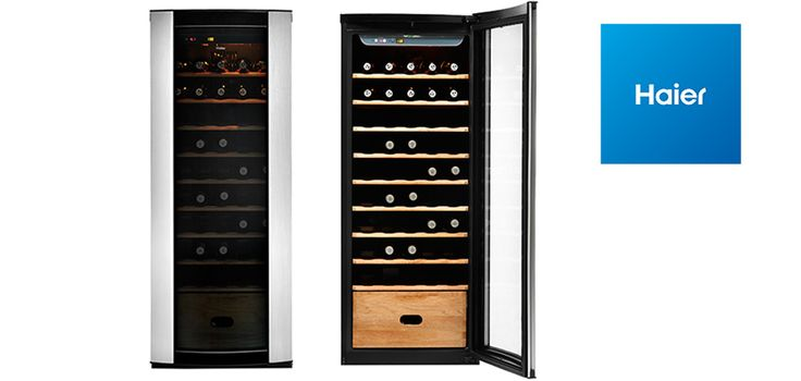 Win a Haier wine chiller!