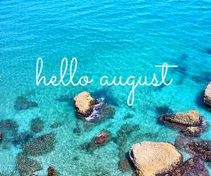 Delightful Hello August