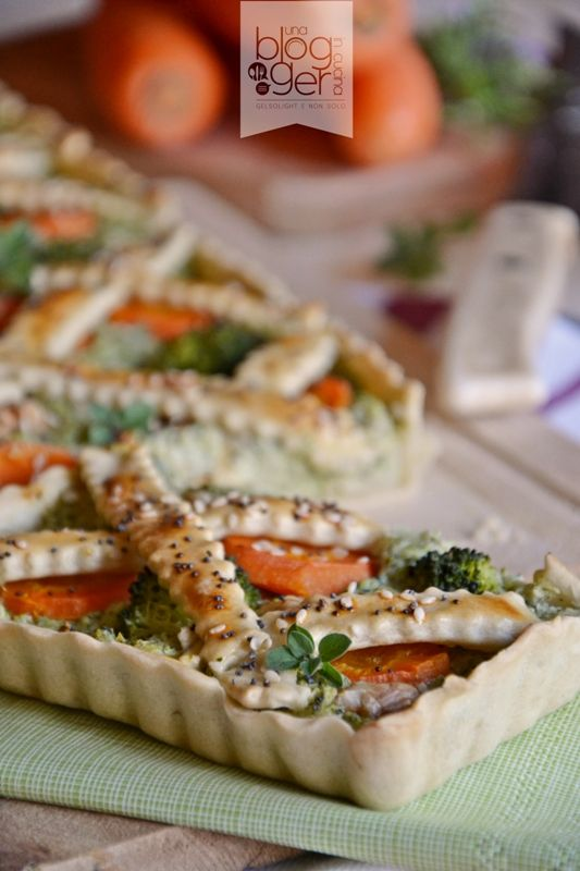 crostata salata broccoli carote porri (6)