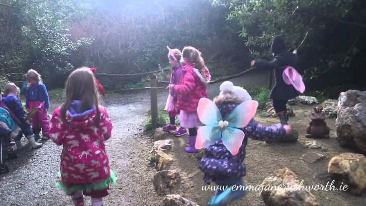 Fairy Sculptures at Wells House Ireland. Fairies made to order by Emma J...
