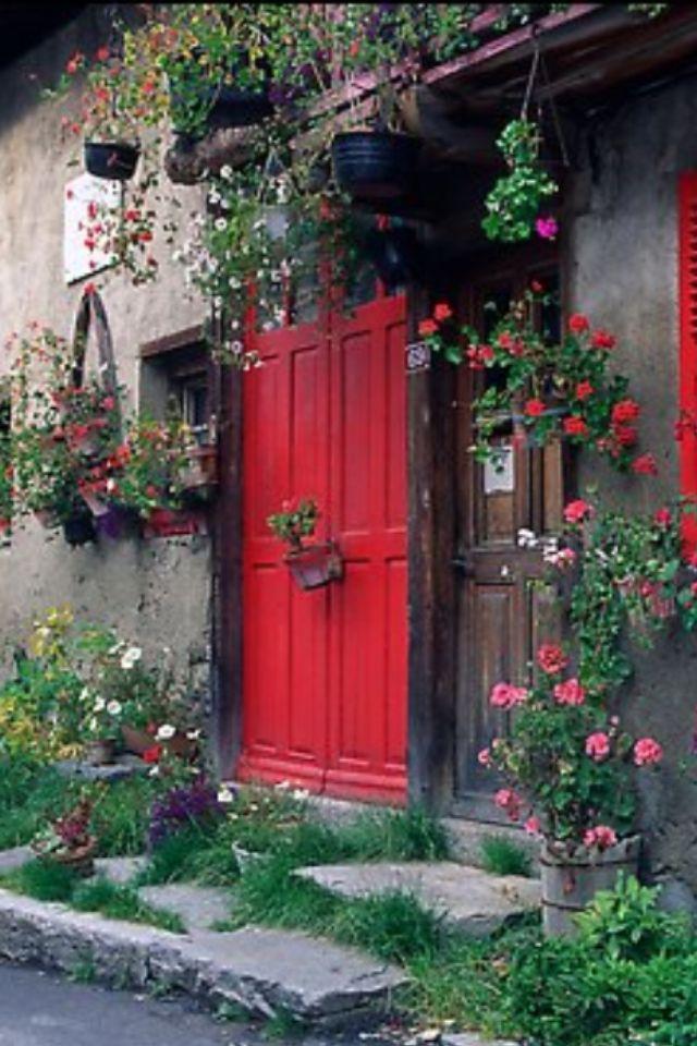 French front door :)