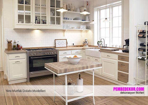 Klasik bir mutfak dekorasyonuna gidebilecek en iyi dolap modelleri hangileridir araştırmak istiyorsanız yapmanız gereken görsellerimizden gereken araştırmaları yapmaktır. İster modern ister
