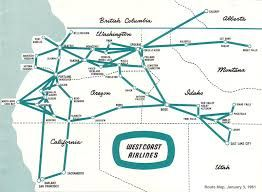 Best Airline Routes Images On Pinterest Travel Posters - Map of us airline routes