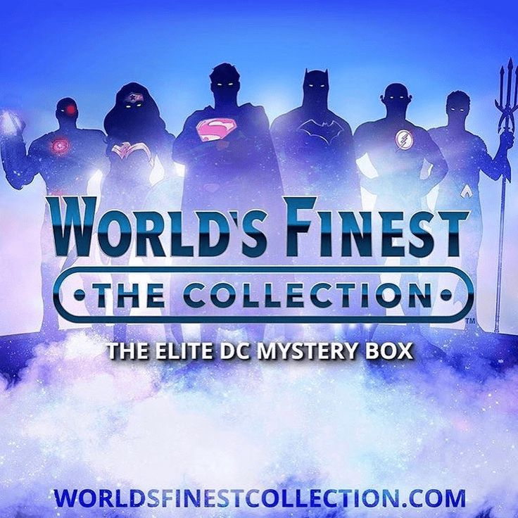 Check out the new DC Comics quarterly subscription box + Summer 2017 theme spoilers!   New DC Comics Subscription Box! World's Finest: The Collection + First Box Theme! →  http://hellosubscription.com/2017/06/new-dc-comics-subscription-box-worlds-finest-collection-first-box-theme/ #WorldsFinest  #subscriptionbox
