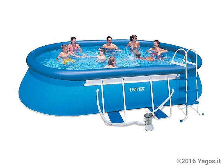 54 migliori immagini piscine fuoriterra e accessori su for Filtro piscina intex