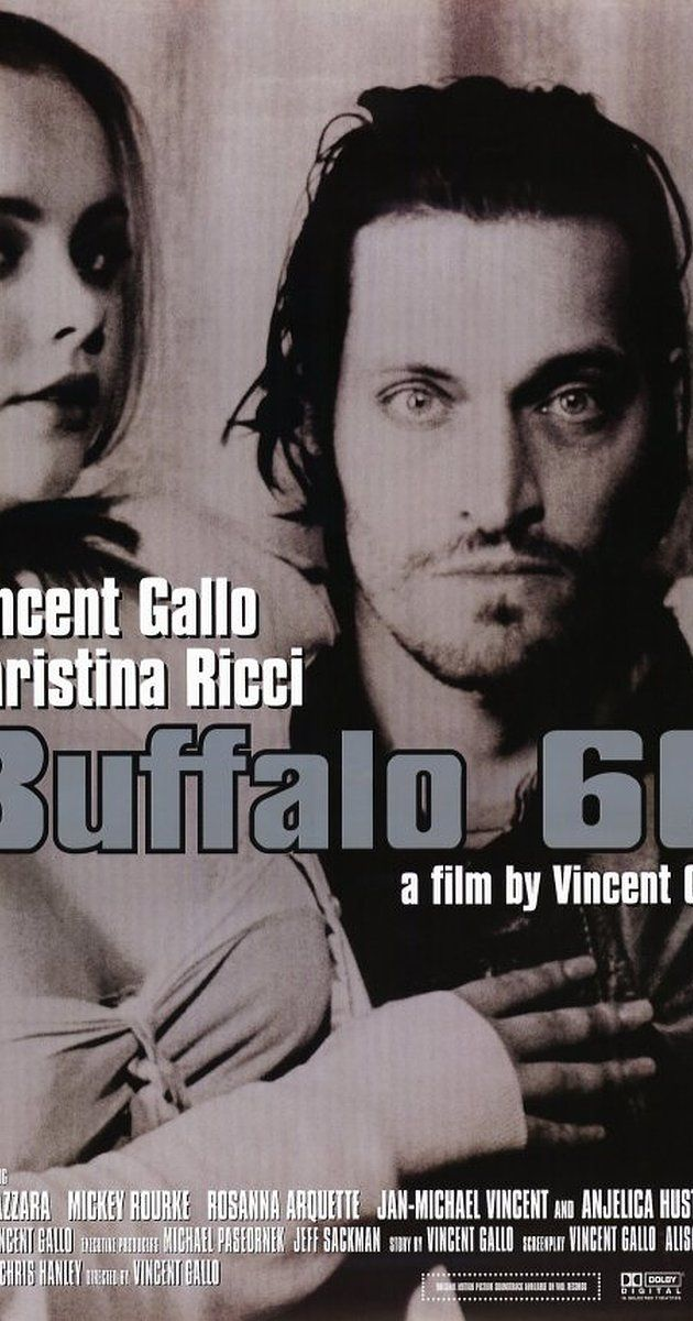 Directed by Vincent Gallo.  With Vincent Gallo, Christina Ricci, Ben Gazzara, Mickey Rourke. After being released from prison, Billy is set to visit his parents with his wife, whom he does not actually have. This provokes Billy to act out, as he kidnaps a girl and forces her to act as his wife for the visit.