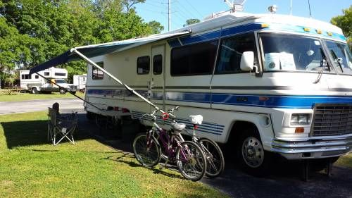 how to buy a motorhome in usa