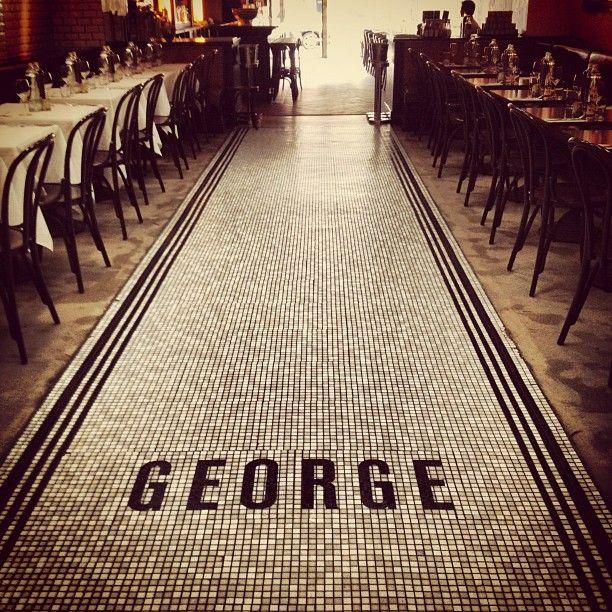 Amsterdam trip - Café George - Instagram photo by @Marjan Ippel (Marjan Ippel)   Statigram